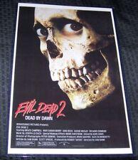 The Evil Dead 2 11X17 Movie Poster Ash Original version