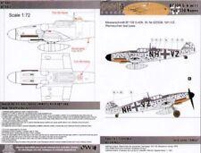 Owl 1/48 Messerschmitt Bf-109G-6/N NH+VZ Werneuchen Test Base # S4805