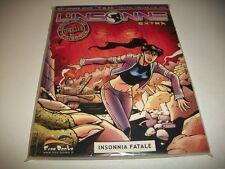 L'INSONNE EXTRA.INSONNIA FATALE.DI BERNARDO/POLIDORI.FREE BOOKS.SETTEMBRE 2006