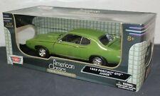 Motor Max American Classics 1969 Pontiac GTO Judge Premium Die-Cast 1:18 Scale