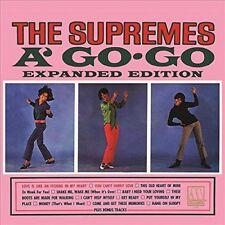 The Supremes - The Supremes A GoGo [CD]