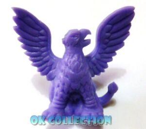 MONSTER IN MY POCKET : Griffin Grifone n.05 dark purple viola scuro