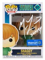 Matthew Lillard Signed Scooby Doo Shaggy Funko Pop #911 PSA/DNA ITP