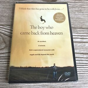 The Boy Who Came Back from Heaven - DVD NEW Sealed