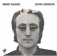 JOHN LENNON--PICTURE SLEEVE ONLY---(MIND GAMES)--PS---PIC---SLV