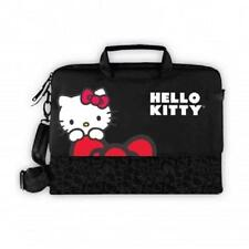 NEW*HELLO KITTY*PC LAPTOP Notebook Computer*BAG CASE*with SHOULDER STRAP*Black