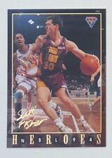 1994 Futera NBL Series II Australian Basketball Scott Fisher Heroes #NH11