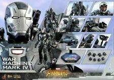 鋼鐵人鐵甲奇俠Hot Toys War Machine Mark IV MMS499-D26 Avengers Infinity War Don Cheadle