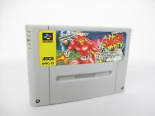 Super Famicom SMASH TV Nintendo Video Game Cartridge Only sfc