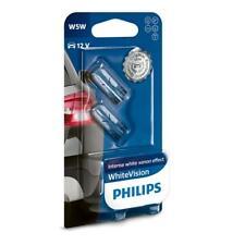 Philips WhiteVision W5W Glühlampe mit weißem Xenon-Effekt, 2 Stück