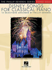 Disney Songs For Classical Piano Learn to Play Classics Music Book ELTON JOHN