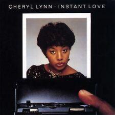 Cheryl Lynn - Instant love   -   New Factory Sealed CD