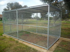 8 PANEL DOG, PUPPY, CAT,RUN, CAGE,ENCLOSURE ,KENNEL, YARD