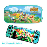 Carrying Case for Animal Crossing Nintendo Switch Travel Bag Hard Shell Cover