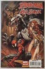 Spider-Man Red Sonja #1; Michael Turner