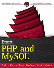 """""""Expert Php and MySql by Curioso, Andrew """""""