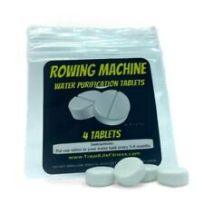 Rowing Machine Water Purification Tablets | Rower Tank Cleaner | 4-Pack