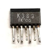 2SK389 Original Pulled Toshiba Transistor Group: BK