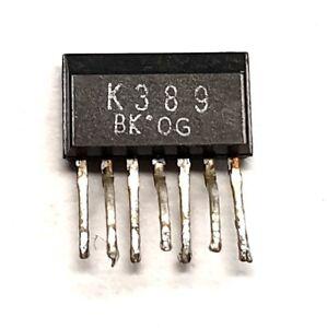2SK389 Original Pulled Toshiba Transistor Group: BK