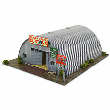 1 64 Scale Slot Car HO Photo Real Marshalling Tower Fits Aurora AFX Bk 6429