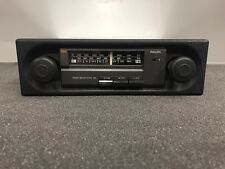 Philips 322 Old Classic Radio Model 90an322 Mint Fitted As To Old Vauxhall