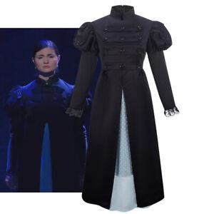 Opera Halloween Costume Dress Hamilton Elizabeth Schuyler Victorian Cosplay