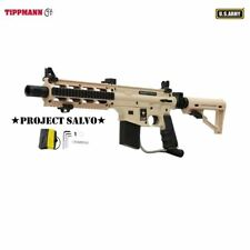 Tippmann US Army Project Salvo Paintball Gun - Tan