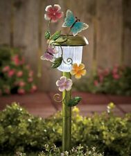Decorative Solar Light Outdoor Stake Garden Pathway- Butterfly