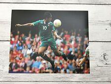 Giovani Gio Dos Santos Signed Team Mexico 8x10 Photo Autographed PROOF Galaxy h