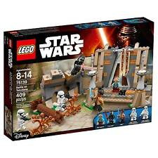 Lego Star Wars Battle on Takodana Set 409pcs 75139