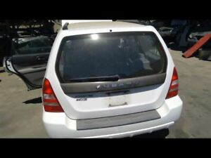Trunk/Hatch/Tailgate Without Spoiler Fits 03-05 FORESTER 67350