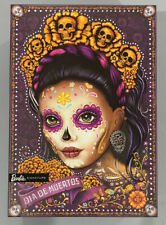 2021 Mattel Barbie Dia De Los Muertos(Day of The Dead) Doll Limited Edition NEW