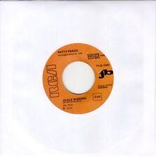 45 giri - Patty Pravo / I Panda – Quale Signora / Addormentata