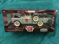 M2 Machines 1958 GMC 100 Step Side Chase Gold Trim 500 Pieces Walmart Exclusive
