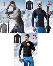 Skishirt Skifunktionsshirt Skirolli Thermoshirt Wintershirt Skiunterhemd Skihemd