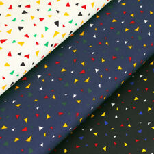 Patchwork Geometric Craft Fabrics