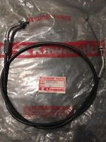 New GENUINE OEM Kawasaki Throttle Control Cable CLOSE B fit  Z750 L1 54012-1083