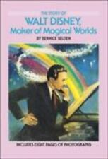 NEW - The Story of Walt Disney: Maker of Magical Worlds (Yearling Biography)