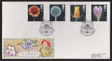 Great Britain 1987 FDC Royal Mail Cover Spring Flowers Wisley Woking Cancel