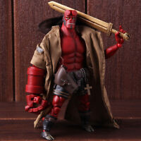 1000 Toys Dark Horse Hellboy Figure 1/2 Scale Action Figure PVC Collection