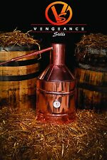 5 Gallon Copper Whiskey Moonshine Still from Vengeance Stills