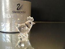 SWAROVSKI FIGUR Henne 4 cm mit Ovp & Zertifikat. Top Zustand !