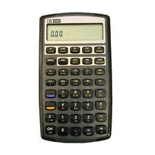 Hewlett Packard HP 10BII or 10B2 Handheld Financial Calculator