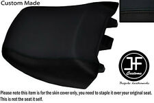 BLACK VINYL CUSTOM FITS BMW R 1150RT 00-06 R 1100RT 94-01 REAR SEAT COVER