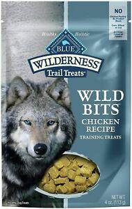 Blue Buffalo Wilderness Trail Treats Wild Bits Grain Free - Chicken