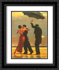 The Singing Butler 2x Matted 16x20 Framed Art Print by Jack Vettriano