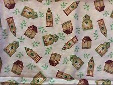 Americana Theme Fabric Wine/green/beige Coordinate Fabric by the yard