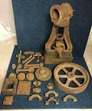Stuart 5A Set of Part machined Castings Crank shaft cylinder Reversing Gear
