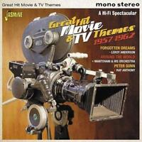 Great Hit Movie and TV Themes 1957-1962 [CD]