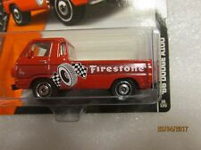 MATCHBOX 66 Dodge A100 FIRESTONE Neuf Scellé sur Carte